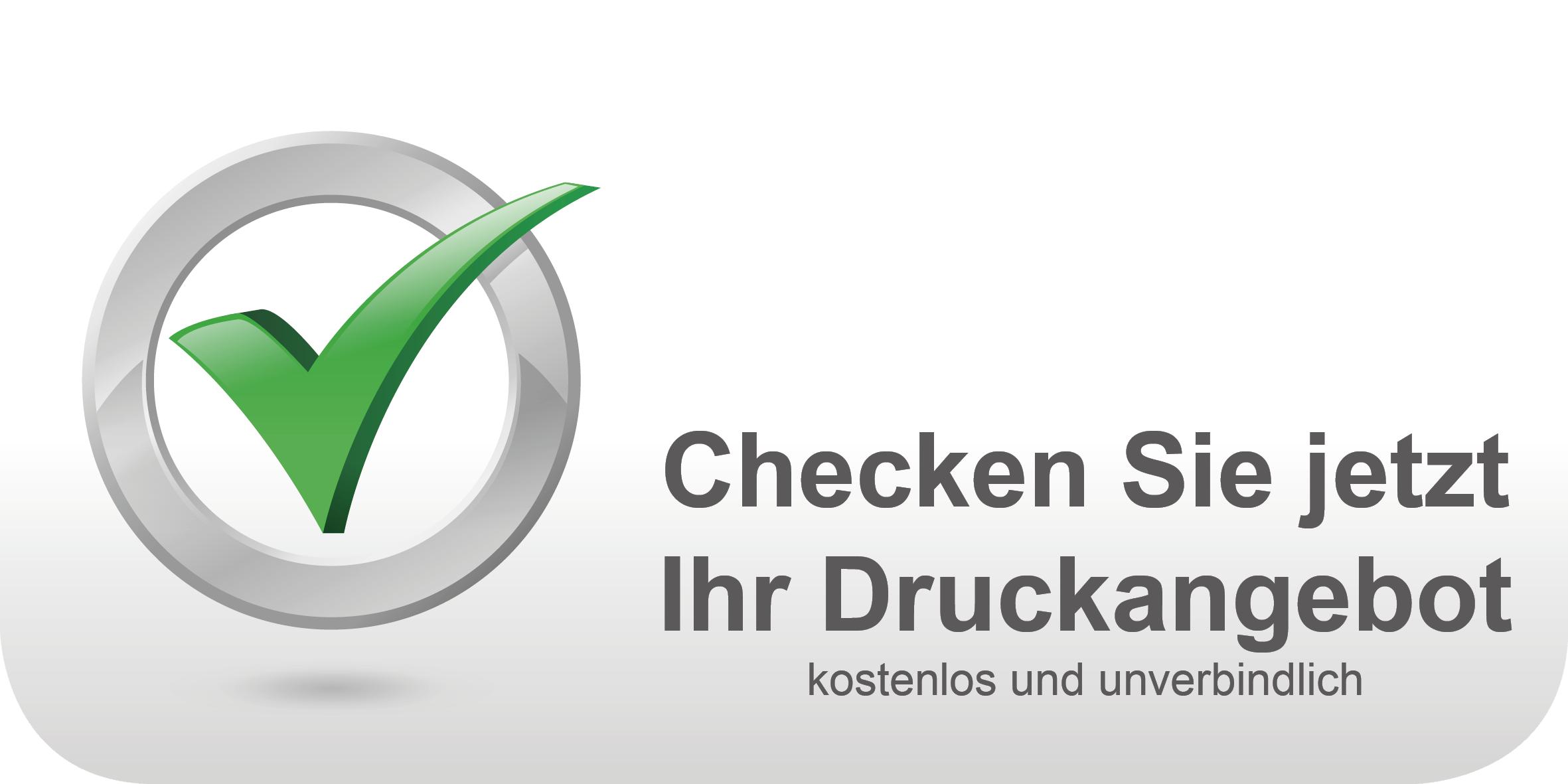 Angebots Check Druckerei Verlag K Urlaub Gmbh